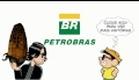 Franjinha Que Copiava :: 500 Filmes Petrobras :: Maurício de Sousa