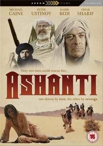 Ashanti - Poster / Capa / Cartaz - Oficial 4