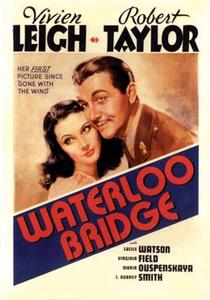 A Ponte de Waterloo - Poster / Capa / Cartaz - Oficial 1