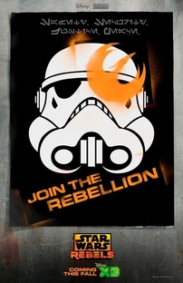 Star Wars Rebels (3ª temporada) - Poster / Capa / Cartaz - Oficial 2