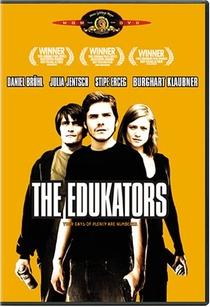 Edukators - Os Educadores - Poster / Capa / Cartaz - Oficial 4