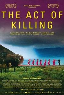 O Ato de Matar - Poster / Capa / Cartaz - Oficial 2
