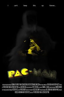 Pac-Man The Movie - Poster / Capa / Cartaz - Oficial 3
