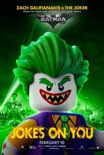 LEGO Batman: O Filme - Poster / Capa / Cartaz - Oficial 15