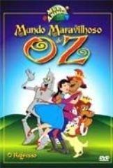 Mundo Maravilhoso de Oz - O Regresso - Poster / Capa / Cartaz - Oficial 2