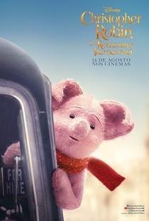 Christopher Robin: Um Reencontro Inesquecível - Poster / Capa / Cartaz - Oficial 15