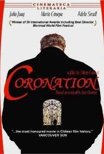A Coroação - Poster / Capa / Cartaz - Oficial 1