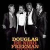 "Michael Douglas, Robert De Niro, Morgan Freema e Kevin Kline em ""Last Vegas"""