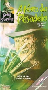 A Hora do Pesadelo - O Terror de Freddy Krueger V - Poster / Capa / Cartaz - Oficial 1