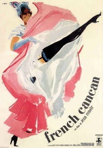 French Cancan - Poster / Capa / Cartaz - Oficial 2