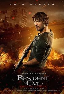 Resident Evil 6 - O Capítulo Final - Poster / Capa / Cartaz - Oficial 20