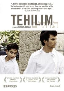 Tehilim – O Livro dos Salmos - Poster / Capa / Cartaz - Oficial 1