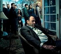 Família Soprano (3ª Temporada) - Poster / Capa / Cartaz - Oficial 2
