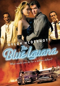 The Blue Iguana - Poster / Capa / Cartaz - Oficial 2