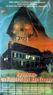 Spookies - Os renascidos das Trevas - Poster / Capa / Cartaz - Oficial 1