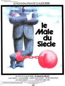 Le mâle du siècle - Poster / Capa / Cartaz - Oficial 1
