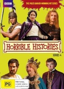 Deu a louca na História (4ª temporada) - Poster / Capa / Cartaz - Oficial 1