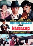 10.000 Dólares para Django (10.000 Dollari per un Massacro)