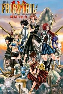 Fairy Tail: Houou no Miko - Hajimari no Asa - Poster / Capa / Cartaz - Oficial 1