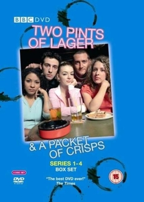 Two Pints of Lager and a Packet of Crisps (2ª Temporada) - Poster / Capa / Cartaz - Oficial 1