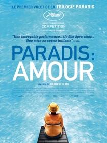 Paraíso: Amor - Poster / Capa / Cartaz - Oficial 4