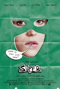 Super - Poster / Capa / Cartaz - Oficial 2