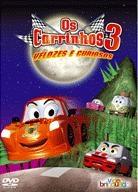Os Carrinhos 3 - Velozes e Curiosos - Poster / Capa / Cartaz - Oficial 1
