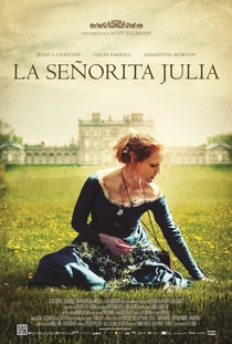 Miss Julie - Poster / Capa / Cartaz - Oficial 4