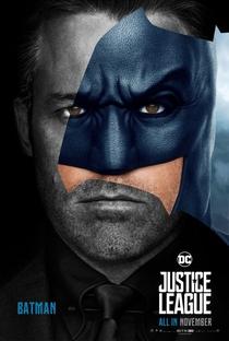 Liga da Justiça - Poster / Capa / Cartaz - Oficial 14