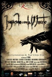 Brincando com a morte - Poster / Capa / Cartaz - Oficial 1