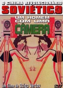 Um Homem Com uma Câmera - Poster / Capa / Cartaz - Oficial 5