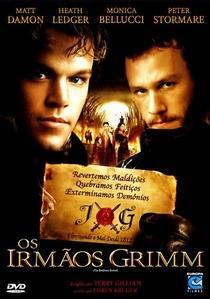 Os Irmãos Grimm - Poster / Capa / Cartaz - Oficial 5