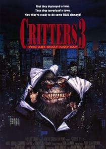 Criaturas 3 - Poster / Capa / Cartaz - Oficial 1