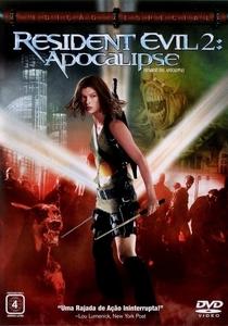 Resident Evil 2: Apocalipse - Poster / Capa / Cartaz - Oficial 6