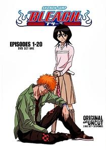 Bleach (1ª Temporada) - Poster / Capa / Cartaz - Oficial 1