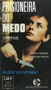 Prisioneira do Medo - Poster / Capa / Cartaz - Oficial 1