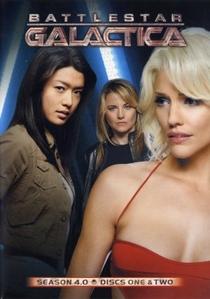 Battlestar Galactica (4ª Temporada) - Poster / Capa / Cartaz - Oficial 10