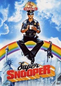 Super Snooper - Um Tira Genial - Poster / Capa / Cartaz - Oficial 3