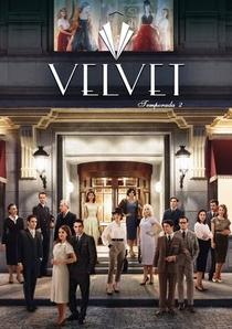 Velvet (2ª Temporada) - Poster / Capa / Cartaz - Oficial 1