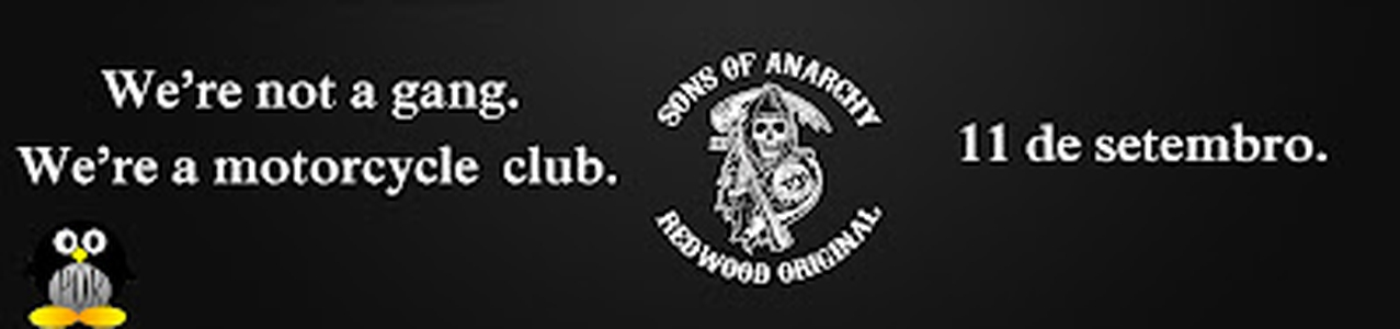 GARGALHANDO POR DENTRO: Promos Da 5ª Temporada de Sons Of Anarchy