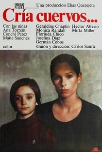 Cria Corvos - Poster / Capa / Cartaz - Oficial 4