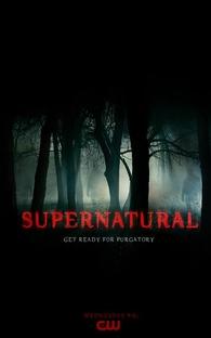 Sobrenatural (8ª Temporada) - Poster / Capa / Cartaz - Oficial 2