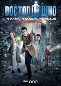 Doctor Who - O Doutor, A Viúva e o Guarda-Roupas - Poster / Capa / Cartaz - Oficial 1