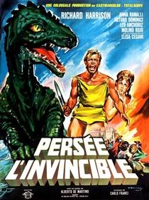 Perseu - O Invencível - Poster / Capa / Cartaz - Oficial 3