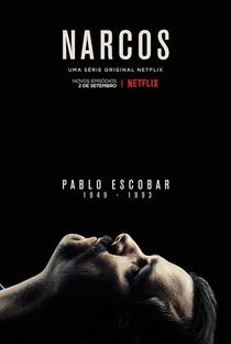 Narcos (2ª Temporada) - Poster / Capa / Cartaz - Oficial 3
