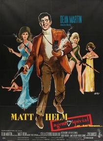 O Agente Secreto Matt Helm - Poster / Capa / Cartaz - Oficial 5