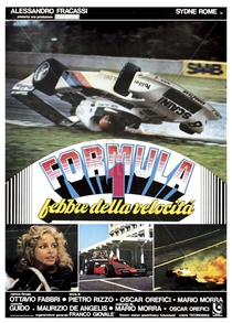 Formula Uno, Febbre Della Velocita - Poster / Capa / Cartaz - Oficial 1