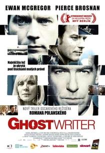 O Escritor Fantasma - Poster / Capa / Cartaz - Oficial 3