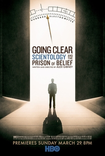 Going Clear: Scientology and the Prison of Belief  - Poster / Capa / Cartaz - Oficial 2