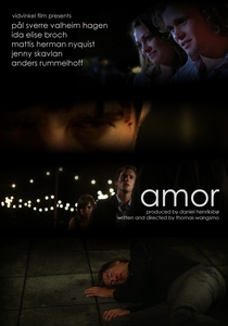 Amor - Poster / Capa / Cartaz - Oficial 1